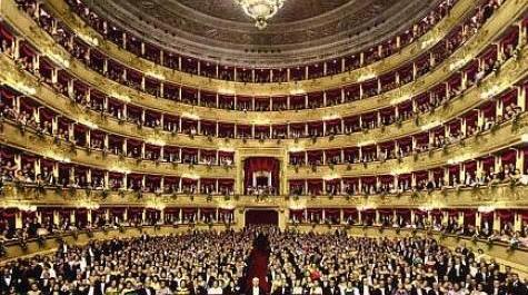 Gratis alla Scala