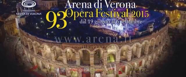 Melomani pronti per la nuova stagione all'Arena di Verona