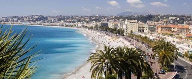 A Nizza per un lunedì di pura magia