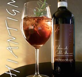 CHIANTIGNO il nuovo cocktail di Diana Zerilli
