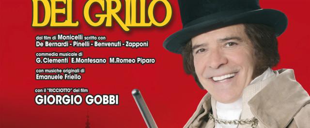 """""""Il marchese del Grillo"""" debutta al Sistina"""