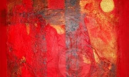 le Rouge: sperimentazioni d'arte astratta sul tema del rosso
