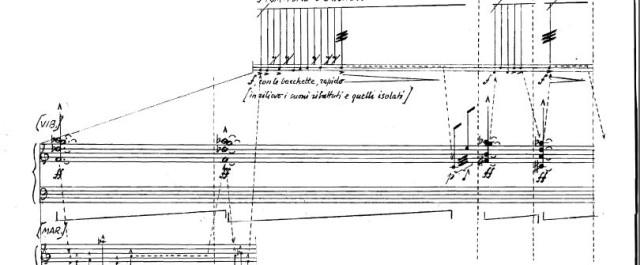afterNotations: quando le partiture musicali diventano arte
