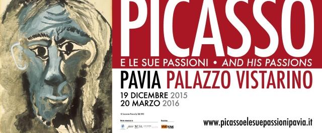 Picasso e le sue passioni. Un percorso attraverso ciò che ha ispirato la sua arte. A Pavia fino al 20 marzo 2016