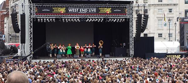 West End Live, 48 ore di musical pronte a infiammare Londra