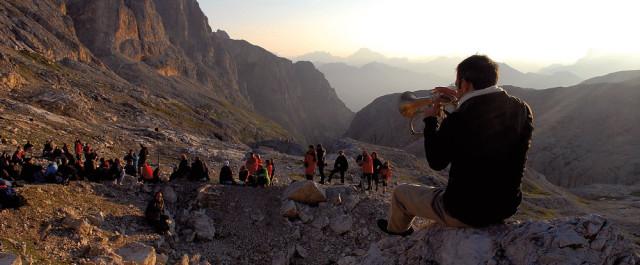 Al via i Suoni delle Dolomiti
