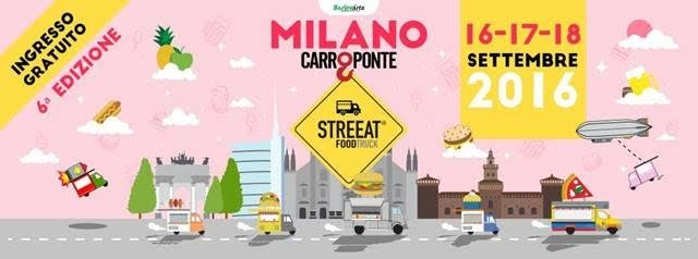 STREEAT® Food Truck Festival: ultimo giorno a Milano poi riparte il tour