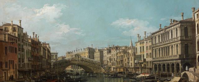 Gallerie d'Italia ospitano Bellotto e Canaletto
