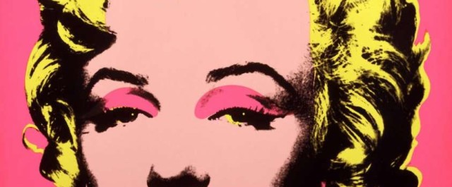 Andy Warhol approda a Genova