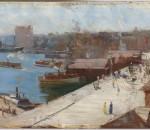 Circular Quay, 1892