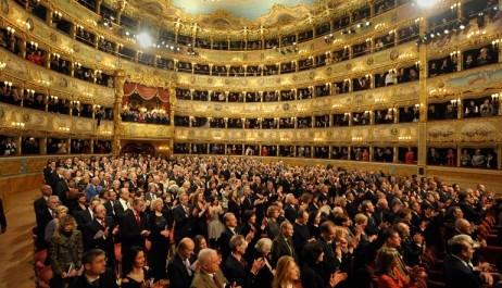 Al Teatro La Fenice si brinda con il Concerto di Capodanno