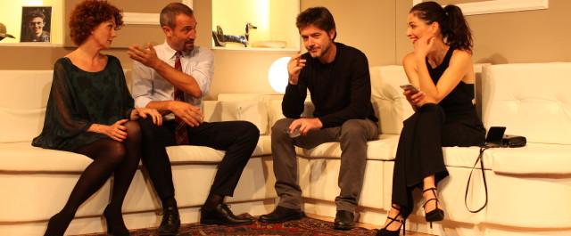 Ettore Bassi porta in scena l'amore