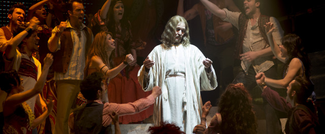 Jesus, Ted Neeley, Massimo Romeo Piparo: Superstar!