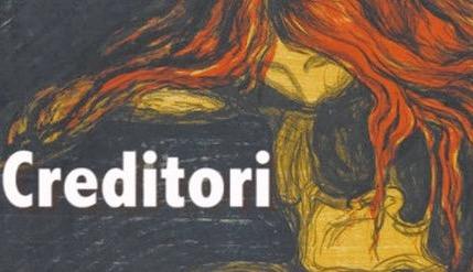 """I tormenti dei """"Creditori"""" di Strindberg secondo Guaineri"""