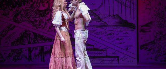 Georgie – Il Musical: una travolgente storia d'amore in tour