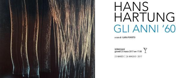Hans Hartung: una Via nello Spazio