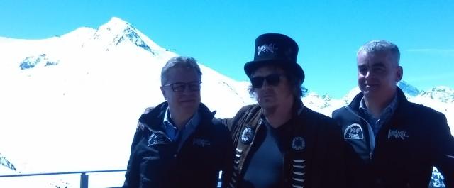 Zucchero a Ischgl: blues e magia a 2400 metri