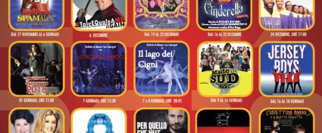 Teatro Nuovo compie 80 anni e festeggia con una stagione ricca