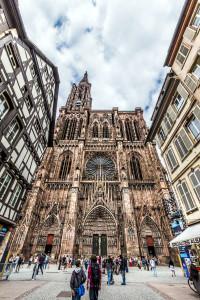 Cathédrale de Strasbourg-®Istock