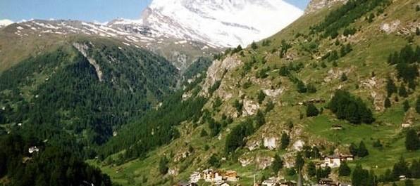 Zermatt, regina delle nevi