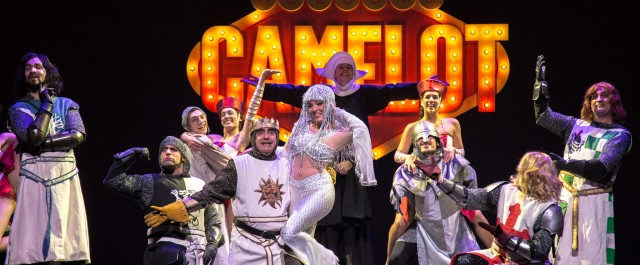 Con Spamalot i Monty Python sbarcano in Italia