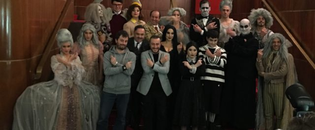 La Famiglia Addams al Teatro Nuovo di Milano