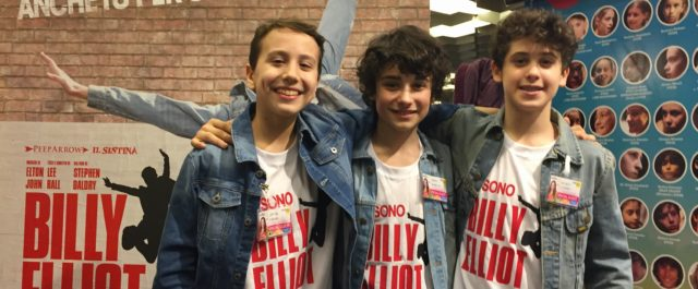 Billy Elliot in tour riparte da Milano