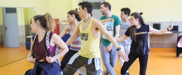 La Giostra, il musical debutta a Torino