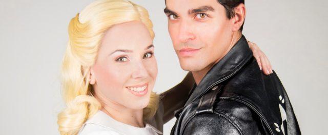 Grease: intervista a Lucia Blanco e a Giulio Corso