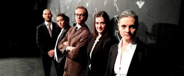 Beyond Fukuyama: prima nazionale al Teatro Filodrammatici